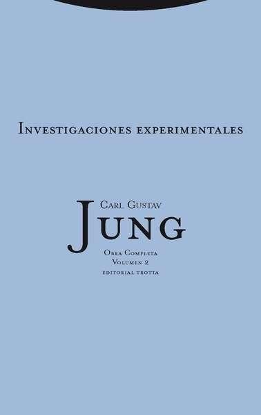 INVESTIGACIONES EXPERIMENTALES/O.C. JUNG