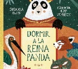 DORMIR A LA REINA PANDA / RUIZ JOHNSON, MARIANA /...