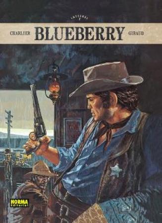 "BLUEBERRY ""INTEGRAL 02"" / CHARLIER, JEAN MICHEL / MOEBIUS (JEAN GIRAUD)"