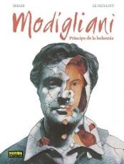 MODIGLIANI/PRINCIPE DE LA BOHEMIA / LE HENANFF,...