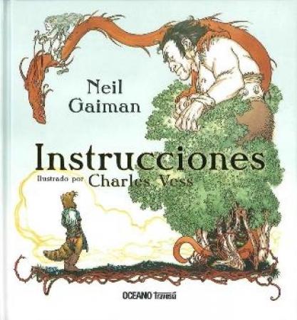 INSTRUCCIONES (OCEANO) / GAIMAN, NEIL  / VESS, CHARLES