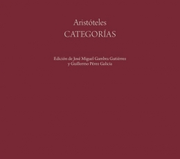 CATEGORIAS / ARISTOTELES / GAMBRA GUTIERREZ, JOSE...