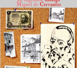 EL INGENIOSO HIDALGO MIGUEL DE CERVANTES / HAN...