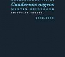 REFLEXIONES VII-XI/CUADERNOS NEGROS (1938-1939) /...