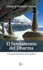 FUNDAMENTO DEL DHARMA, EL/UNA APROXIMACION AL...