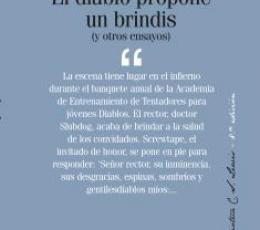 DIABLO PROPONE UN BRINDIS, EL / LEWIS, CLIVE...