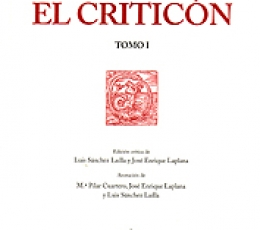 CRITICON, EL / GRACIAN, BALTASAR