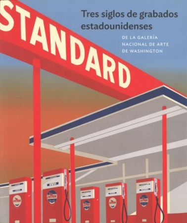 TRES SIGLOS DE GRABADOS ESTADOUNIDENSES/DE LA GALERIA NACIONAL DE ARTE DE WASHINGTON / BRODIE, JUDITH/  JOHNSTON, AMY