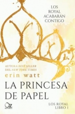 LA PRINCESA DE PAPEL / WATT, ERIN