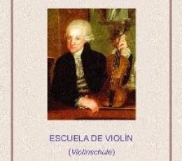 ESCUELA DE VIOLIN/VIOLINSCHULE / MOZART, LEOPOLD