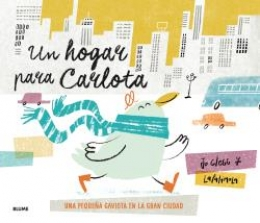 UN HOGAR PARA CARLOTA / LALALIMOLA / CLEGG, JO