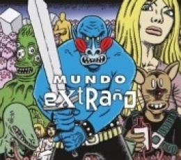 MUNDO EXTRAÑO / MONTALBA, VICENTE