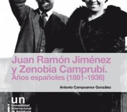 JUAN RAMON JIMENEZ Y ZENOBIA CAMPRUBI/AÑOS...