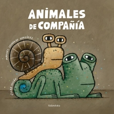ANIMALES DE COMPAÑIA / LOURENZO GONZALEZ, MANUEL...