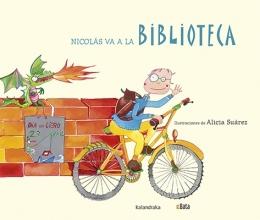 NICOLAS VA A LA BIBLIOTECA / ASOCIACION B.A.T.A. /...