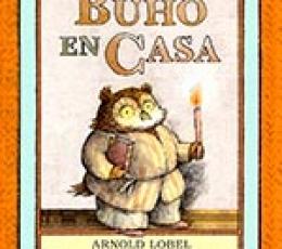 BUHO EN CASA / LOBEL, ARNOLD