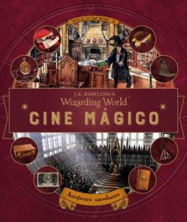 CINE MAGICO 03/ARTEFACTOS ASOMBROSOS / BURTON, BONNIE
