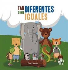 TAN DIFERENTES COMO IGUALES / COSTALES, JAVI