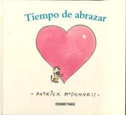 TIEMPO DE ABRAZAR / McDONNELL, PATRICK