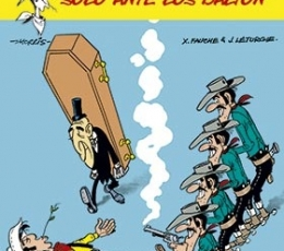 SOLO ANTE LOS DALTON/LUCKY LUKE CLASSICS 09 /...