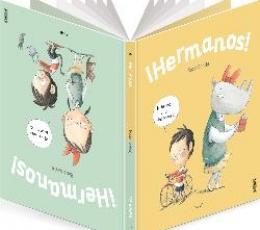 ¡HERMANOS! / BONILLA RAYA, ROCIO