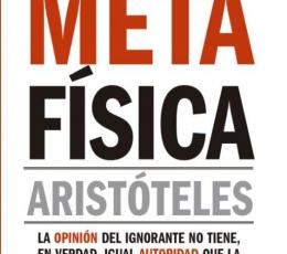 METAFISICA / ARISTOTELES