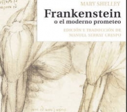 FRANKENSTEIN O EL MODERNO PROMETEO / SHELLEY, MARY...