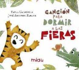 CANCION PARA DORMIR A LAS FIERAS / PERONA, JOSE...