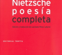 POESIA COMPLETA/FRIEDRICH NIETZSCHE / NIETZSCHE,...