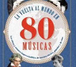 LA VUELTA AL MUNDO EN 80 MUSICAS / AMOROS, ANDRES