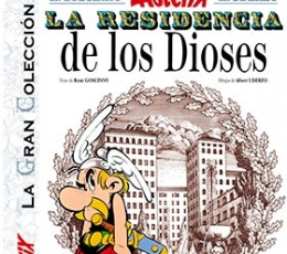 RESIDENCIA DE LOS DIOSES, LA / UDERZO, ALBERT /...