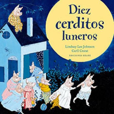 DIEZ CERDITOS LUNEROS / CNEUT, CARLL /  LEE JOHNSON, LINDSAY