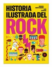 HISTORIA ILUSTRADA DEL ROCK / DEMANO, LUIS /...