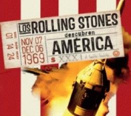 ROLLING STONES DESCUBREN AMÉRICA, LOS / LYDON,...