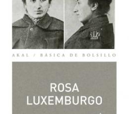 CARTAS DE LA PRISION / LUXEMBURGO, ROSA