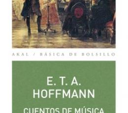 CUENTOS DE MUSICA Y MUSICOS / HOFFMANN, ERNST...