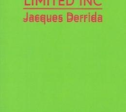 LIMITED INC / DERRIDA, JACQUES