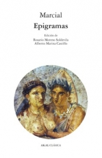 EPIGRAMAS / MARCIAL, MARCO VALERIO