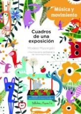 CUADROS DE UNA EXPOSICION /LIBRO+CD / MUSORGSKY,...