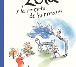 LOLA Y LA RECETA DE HERMANA /