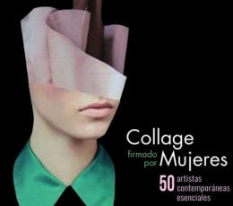 COLLAGE FIRMADO POR MUJERES /50 ARTISTAS...