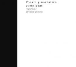 POESIA Y NARRATIVA COMPLETAS (CESAR VALLEJO) /...