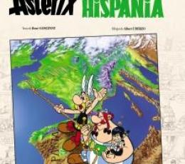 ASTÉRIX EN HISPANIA /EDICIÓN DE LUJO GRAN FORMATO...