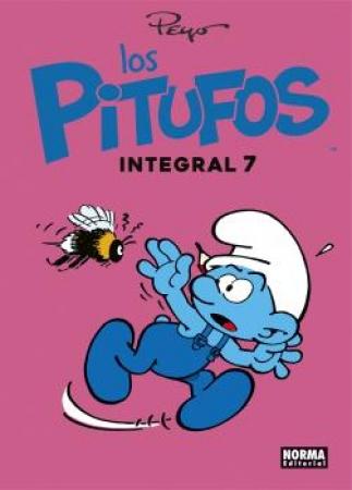 LOS PITUFOS. INTEGRAL 07 / PEYO