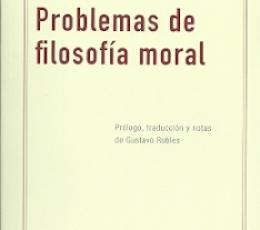 PROBLEMAS DE FILOSOFIA MORAL / ADORNO, THEODOR W.