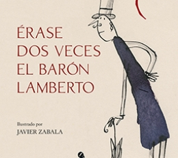 ERASE DOS VECES EL BARON LAMBERTO / RODARI, GIANNI
