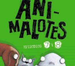 ANIMALOTES /EPISODIOS 7 Y 8 / BLABEY, AARON