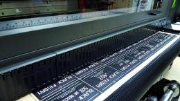 Disponemos de la última tecnología para impresión de tableros gran formato