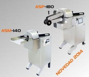 modelos ASM-140 y ASP-180