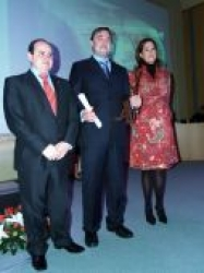Premio Joven Empresario 2008
